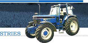 Exporter and Manufacturer of Tractor Chassis Components